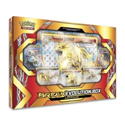 Pokemon - BREAK Evolution Box - Arcanine