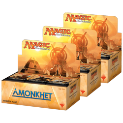 Amonkhet Booster Display Lot (3x Booster Display )