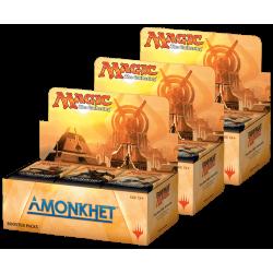 Box di Buste Amonkhet Lot (3x Booster Box)