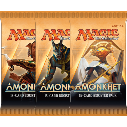 Amonkhet Booster Draft Pack (3x)