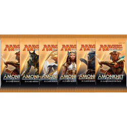 Amonkhet Six Pack (6x)