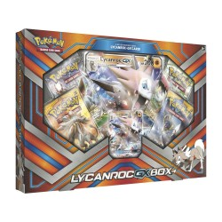 Pokemon - Lycanroc GX Box