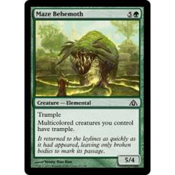 Behemoth del Labirinto