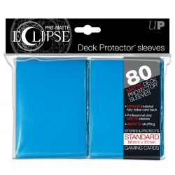 Ultra Pro - Pro-Matte Eclipse Standard 80ct Sleeves - Light Blue