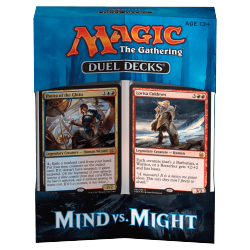 Duel Deck: Mind vs. Might