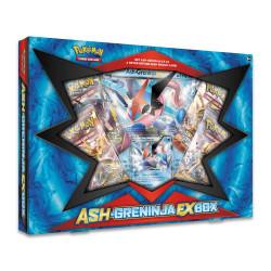Pokemon - Ash-Greninja EX Box