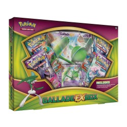Pokemon - Gallade EX Box
