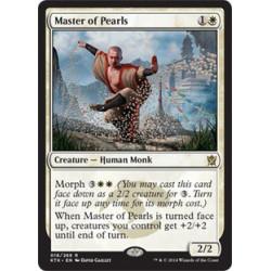 Maître des perles