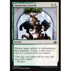 Sundering Growth
