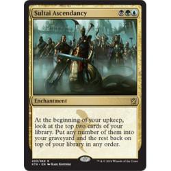 Ascendance sultaï
