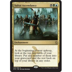 Sultai Ascendancy
