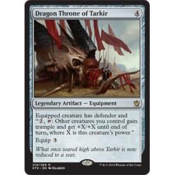 Trône draconique de Tarkir
