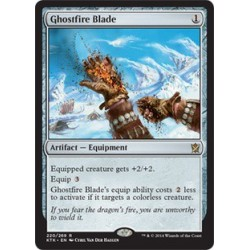 Ghostfire Blade