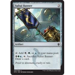 Sultai Banner