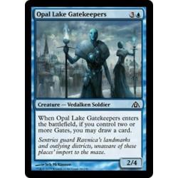 Gardiens des portes du Lac d'Opale