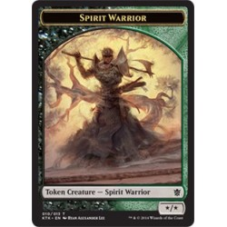 Spirit Warrior Token