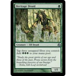 Druidesse de l'héritage