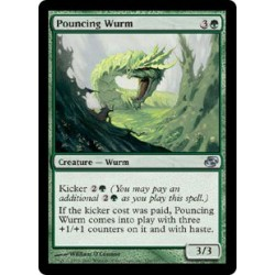 Pouncing Wurm