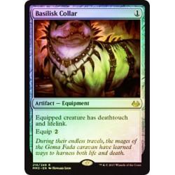 Basilisk Collar - Foil