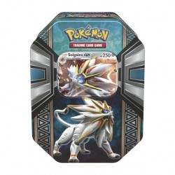 Pokemon - Legends of Alola Tin - Solgaleo GX