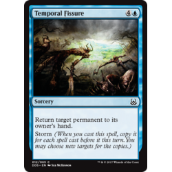 Temporal Fissure