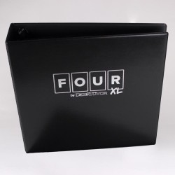 DeckTutor - FOUR XL - 12-Pocket Binder