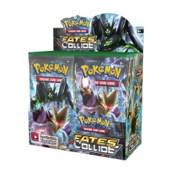 Pokemon - XY10 Fates Collide Booster Display (36 Boosters)