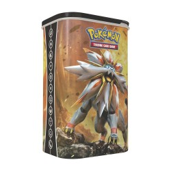 Pokemon - Deck Shield Tin - Solgaleo GX