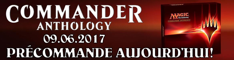 Commander Anthology Preorder