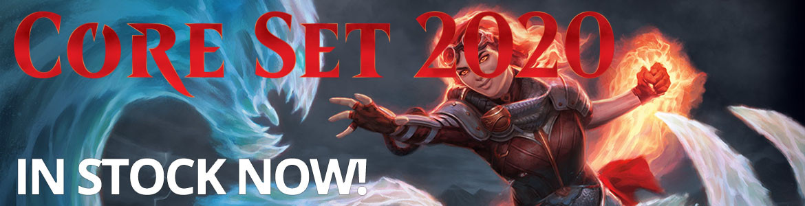 Core Set 2020 Preorder