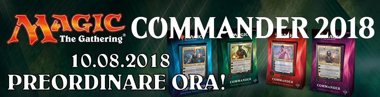Commander 2018