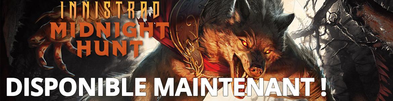 Innistrad: Midnight Hunt Preorder