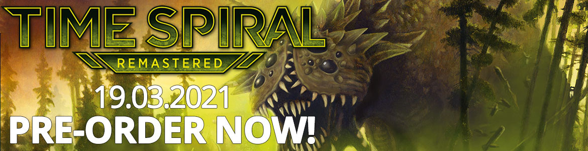 Time Spiral Remastered Preorder
